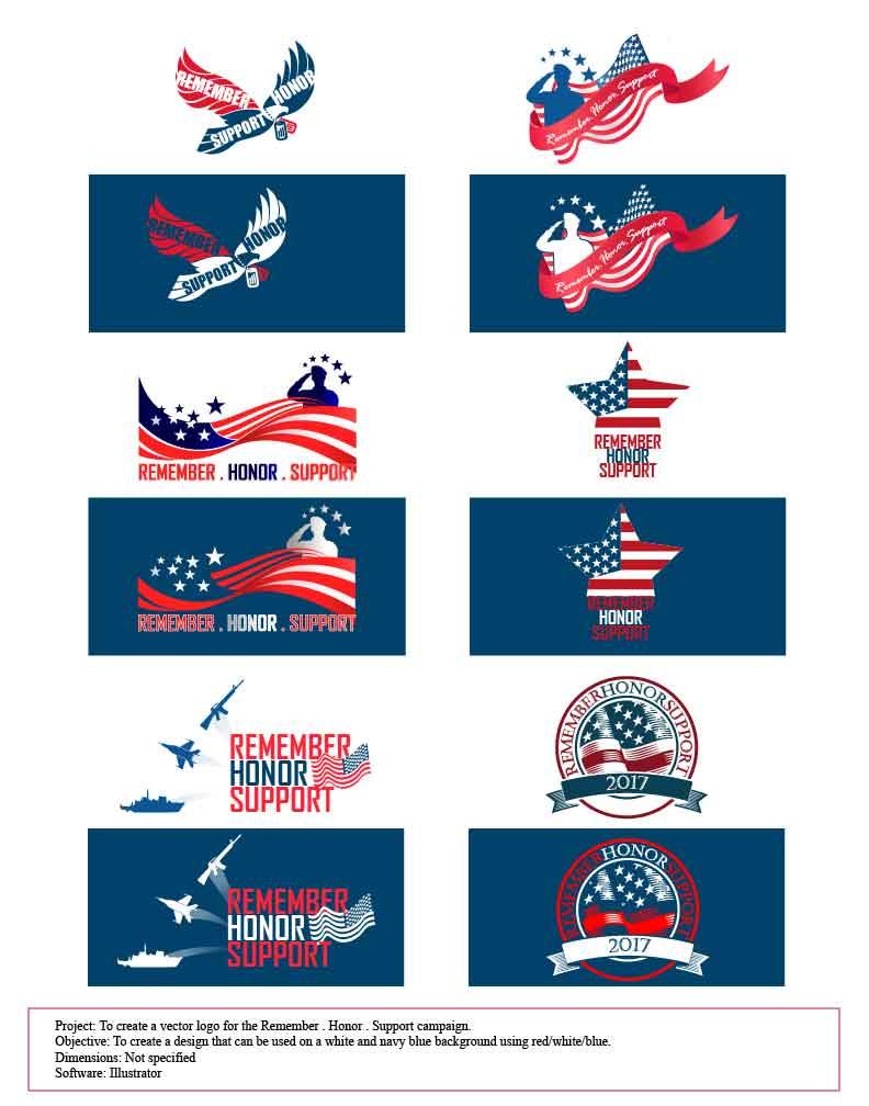RHS Logos